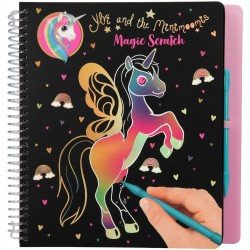 TOP MODEL MAGIC SCRATCH UNICORNIO