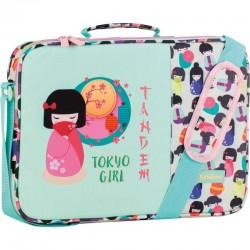 TANDEM TOKYO GIRL CARTERA EXTRAESCOLARES