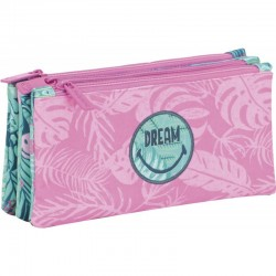 SMILEY DREAM ESTUCHE TRIPLE