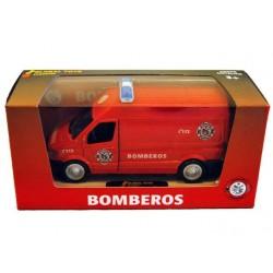 CAMION DE BOMBEROS METAL 11 CMS