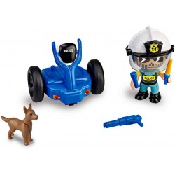 PINYPON ACTION POLICIA CON SEGWAY