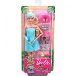 BARBIE BIENESTAR DIA EN EL SPA