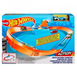 HOT WHEELS PISTA RAPID RACEWAY CHAMPION