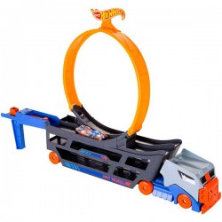 HOT WHEELS CAMION LOOPING ACROBATICO