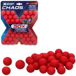X-SHOT BLISTER 50 BOLAS