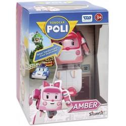 ROBOCAR POLI - MUÑECO AMBER
