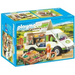 MERCADO MOVIL PLAYMOBIL 70134