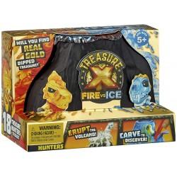 TREASURE X S4 DINO HUNTER FIRE VX ICE