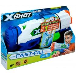 X-SHOT PISTOLA DE AGUA FAST FILL CARGA RAPIDA
