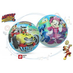 PELOTA PVC 23 CMS MICKEY Y MINNIE