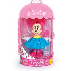 MINNIE FASHION DOLL FLUFFLY
