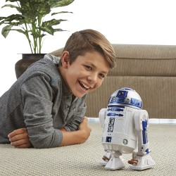 STAR WARS ROBOT INTELIGENTE R2 D2