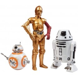 STAR WARS THE FORCE AWAKENS PACK 3 DROIDES