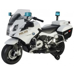 MOTO BLANCA POLICIA BMW R 1200 12V 7AH