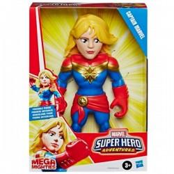 CAPITANA MARVEL SUPER HERO ADVENTURES