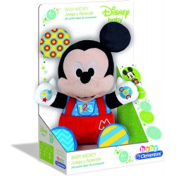 MICKEY MOUSE BABY PELUCHE
