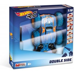 HOT WHEELS DOUBLE SIDE RADIO CONTROL
