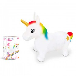 UNICORNIO HINCHABLE 50 CMS