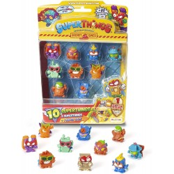 SUPER THINGS SECRET SPIES BLISTER 10 FIGURAS
