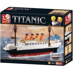TITANIC SLUBAN