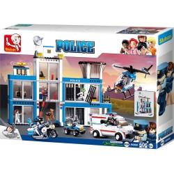 SLUBAN COMISARIA DE POLICIA