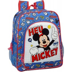 MICKEY MOUSE MOCHILA JUNIOR ADAPTABLE