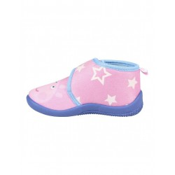 PEPPA PIG ZAPATILLAS DE CASA MEDIA BOTA