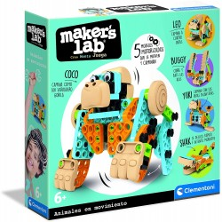 MAKER LABORATORIO ANIMALES