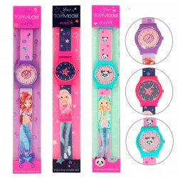 TOP MODEL RELOJ DE PULSERA SILICONA
