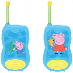 PEPPA PIG WALKIES TALKIES 120M