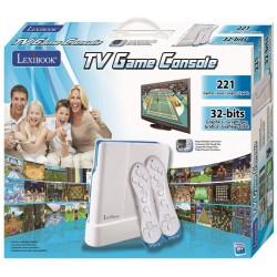 CONSOLA TV PLUG 2 MANDOS CON 221 JUEGOS