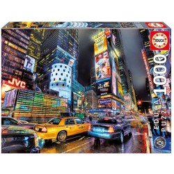 PUZZLE 1000 PIEZAS NEW YORK TIMES SQUARE