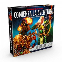 JUEGO FAMILY - DUNGEONS & DRAGONS ADVENTURE