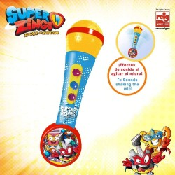 SUPER ZINGS MICROFONO DE MANO