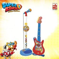 SUPER ZINGS MICRO Y GUITARRA