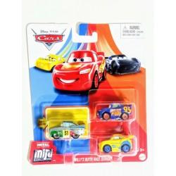 CARS MINI RACERS PACK DE 3