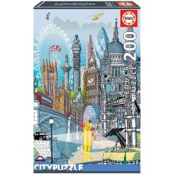 PUZZLE 200 PIEZAS LONDRES