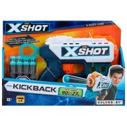 X-SHOT ZURU KICKBACK