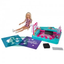 BARBIE ESTUDIO DECORACION CAMISETAS