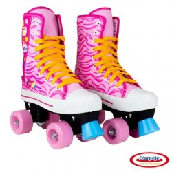 PATINES BOTA COLORES SOY LUNA TALLA 37