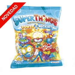 SUPERTHINGS POWER MACHINES - SOBRE ONE PACK