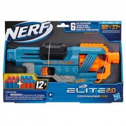 NERF ELITE COMMANDER RC-6