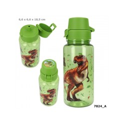 DINO WORLD BOTELLA AGUA
