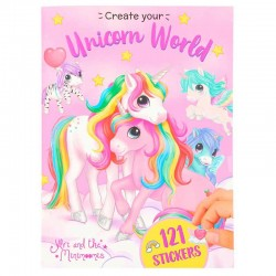 MINI MOOMIS CREATE YOUR UNICORN WORLD