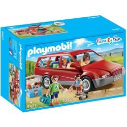 COCHE FAMILIAR PLAYMOBIL 9421