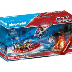 MISION RESCATE PLAYMOBIL 70335