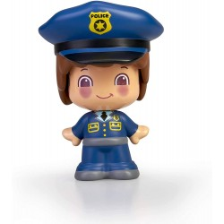 MY FIRST PIN Y PON FIGURA POLICIA
