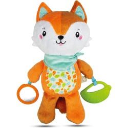 HAPPY FOX ACTIVITY PELUCHE