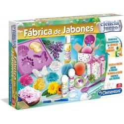 FABRICA DE JABONES