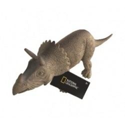 TRICERATOPS 30 CMS NATIONAL GEOGRAPHIC